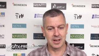 UCCtv guest interview - Nick Rivett 3rd Sep '16