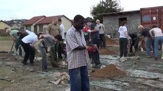 Youths S.A. Tour - Creche Building