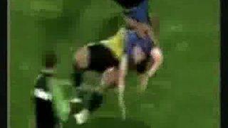 Football v Rugby ?
