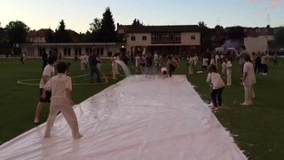 Waterslide (1) Colts' Day 2015