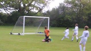 Cup Final Winning Goal