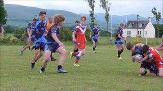 Titans U16: a few highlights vs Walney.
