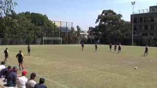 Attack - Continuous attack v defence