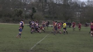 St Albans (H) Try 1