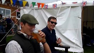 Cheltenham Cricket Club Beer and Cider Festival - Part 1