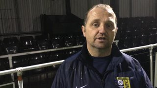 Post-Match Reaction: WorksopTown 1-2 Tadcaster Albion