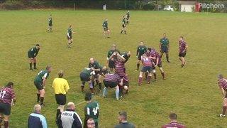 EGRFC 3s and Vets vs Crawley Vets