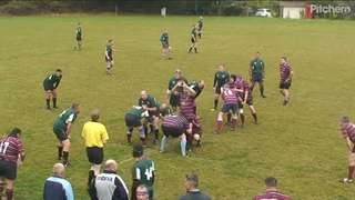 EGRFC 3s and Vets vs Crawley Vets