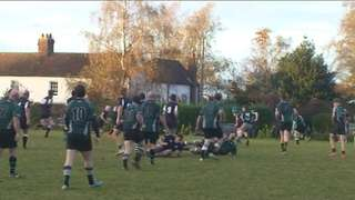 EGRFC 1s vs Heathfield & Waldron