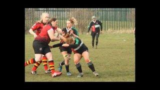 Acklam Avengers V Harrogate Ladies Rugby