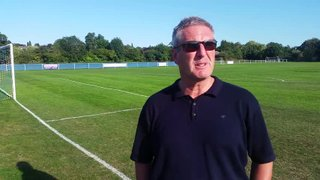 Interview Roy Davies v Phoenix Sports Reserves 22/8/15
