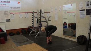 Mobility Monday:  Squat Complex