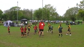 Clip from BSE U9 at Wymondham APril 2014