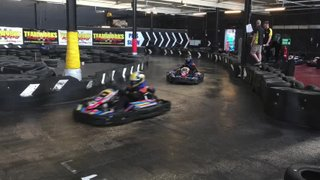 U14 Ladies - End of Season Karting Video