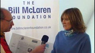 Bill McLaren Foundation Interview with Bill's daughter Linda Lawson