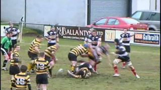BORDERS RUGBY ROUNDUP 19 - 6 FEB 2011 - KELSO v MORGAN