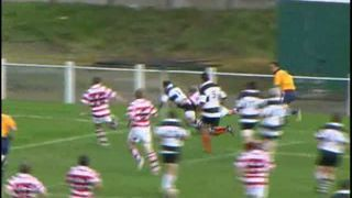 BORDERS RUGBY TV TRIES OF THE MONTH - OCTOBER 2011