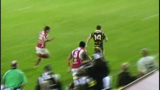 BORDERS RUGBY TV TRIES OF THE MONTH - NOVEMBER 2011