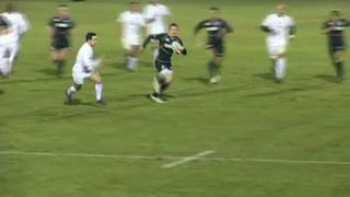 BORDERS RUGBY TV TRIES OF THE MONTH - FEBRUARY 2012