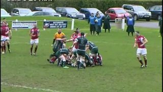 BORDER LEAGUE FINAL 2012 - GALA v HAWICK - BRTV HIGHLIGHTS
