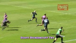 SCOTTISH SHIELD FINAL 2013 - MARR v LIVINGSTON - ALL THE TRIES
