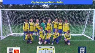 Under 12's on Metro Radio