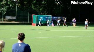 11:17 - Gemma Wilkinson Goal