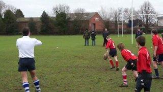 Bourne U11 v Wibech - Kick Off