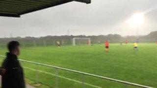 Winning goal v Walton Casuals