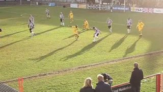 1-1 Sutton United By Stefan Baisden