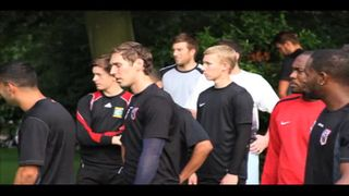 Maidenhead Pre Season Training 2012 by Stefan Baisden