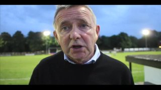 Interview: Terry Brown Wimbledon Manager by Stefan Baisden