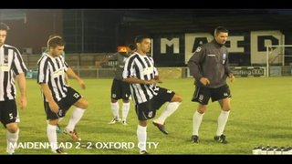 2-2 Oxford City Mike Ford Interview 30/07/12