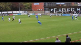 Welling United 2-1 York Road 27/10/12 By Stefan Baisden