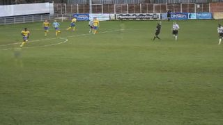 Salisbury City 0-1 By Stefan Baisden 01/12/12
