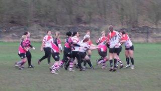 Ashfield Ladies v Chesterfield Ladies