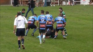 Paul Allen's 2nd Try Vs Minchinhampton