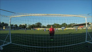 SCR v Chessington & Hook - behind the goal highlights