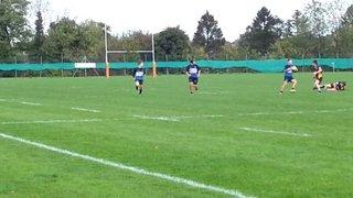 Basingstoke 10-42 Rams U15s