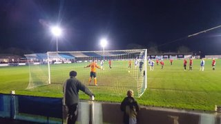 Penalty against Whyteleafe