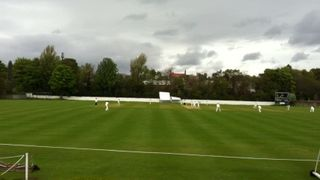 Grange CC 2nd XI vs GCC 1st XI (May 2012)