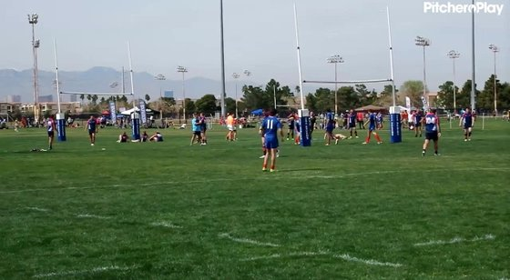 12:19 - Chile Player 13 Try