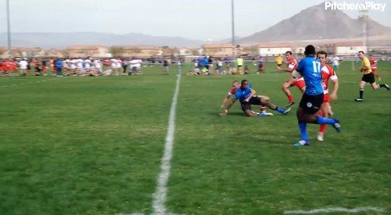 14:00 +00:44 - Daveta Fiji Unknown Player Try