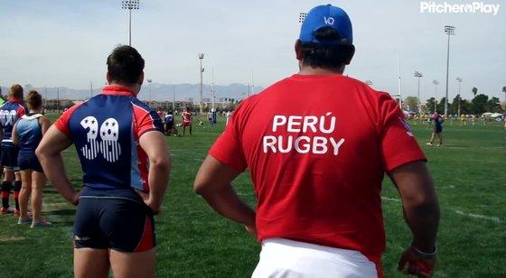 12:06 - Peru Unknown Player Yellow Card