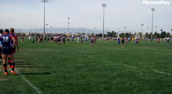 12:21 - Unknown Player Try