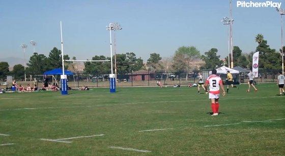 13:00 - Peru Player 4 Try