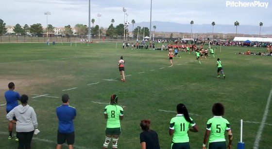 14:00 +00:49 - A Player Try