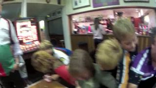 Exmouth U10s v Farnham - Jelly Eating