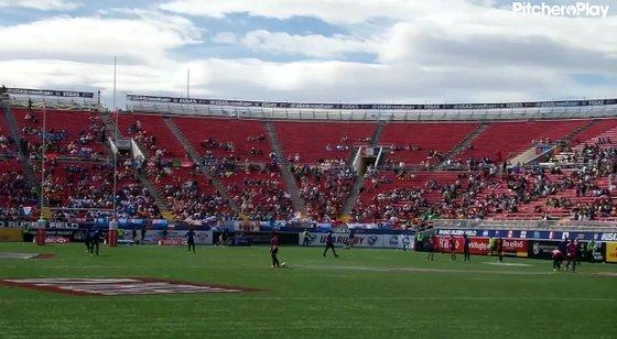 11:49 - USA Falcons Player 1 Conversion