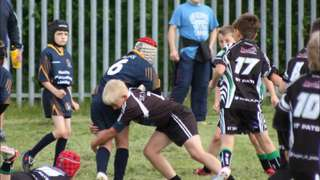 Magpies V West Houghton Lions